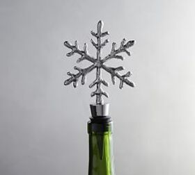 Snowflake Wine Stopper