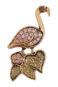 Marc by Marc Jacobs Flamingo Pin