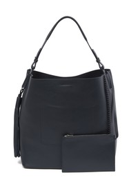 ALLSAINTS Pearl Leather Hobo Bag