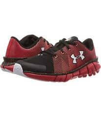 Under Armour Black/Red/White