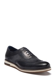 Vintage Foundry The Silva Leather Oxford