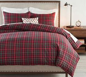 Lynbrook Plaid Duvet Cover & Sham