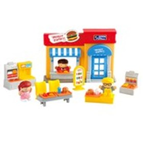 PLAYGO Fast Food Diner