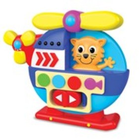 THE LEARNING JOURNEY Color Copter