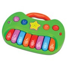 THE LEARNING JOURNEY Little Piano Tunes