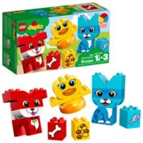 LEGO DUPLO My First My First Puzzle Pets 10858