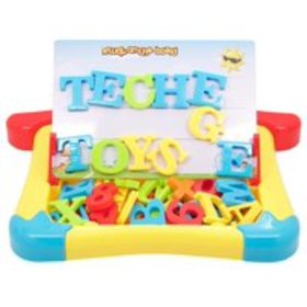 TECHEGE Toys 2 in 1 Magnetic Writing or Drawing Bo