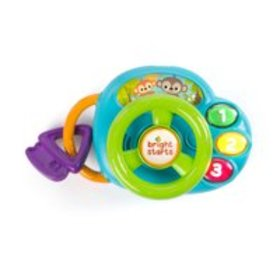 Bright Starts Lights & Laughs Driver Musical Toy w