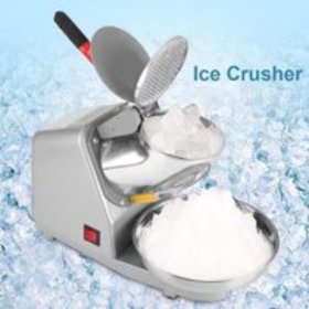 无 Commercial Household Manual Electric Ice Crusher