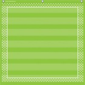 Teacher Created Resources, TCR20741, Lime Dots 7-p