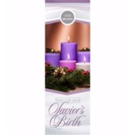 Bookmark-We Believe: Sing Of Our Savior's Birth (P