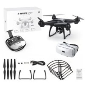 S70VR 6-Axis Gyro RC GPS Return Home Drone Compact