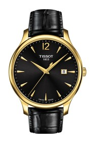 Tissot Women's Tradition Leather Watch