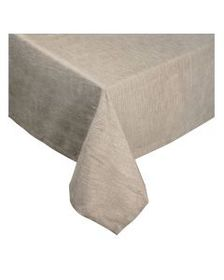60 x 104 Inch Danube Pebble Tablecloth