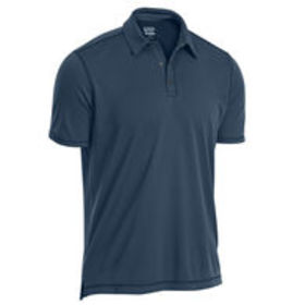 EMS Men's Tech Short-Sleeve Polo