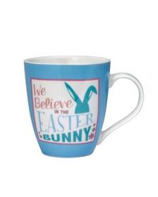 We Believe In The Easter Bunny Mug