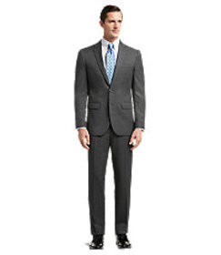 Traveler Collection Slim Fit Solid Suit