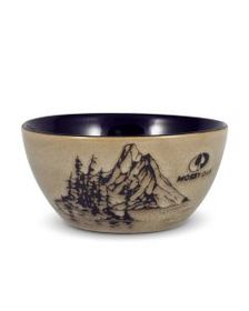 Deer Scene Soup Cereal Bowl