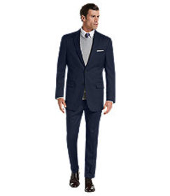Signature Collection Traditional Fit Suit - Big &