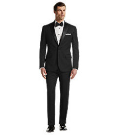 Traveler Collection Tailored Fit Tuxedo - Big & Ta