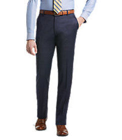 1905 Collection Slim Fit Flat-Front Suit Separate