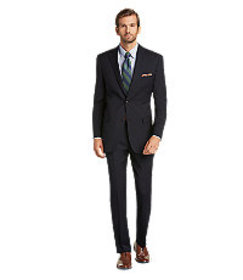 1905 Collection Tailored Fit Textured Suit Separat
