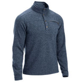 EMS Men's Roundtrip Buttoned Pullover