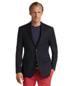 Traveler Collection Tailored Fit Sportcoat - Big &