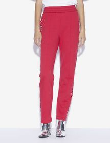 SEQUIN LOGO TAPE SWEATPANT