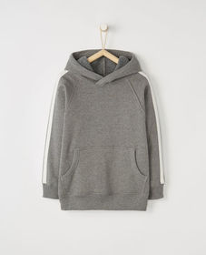 Get Set, Go! Hoodie In French Terry