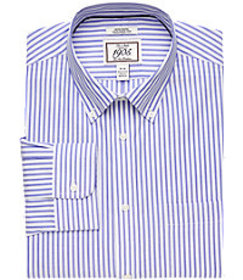 1905 Collection Tailored Fit Button-Down Collar Be