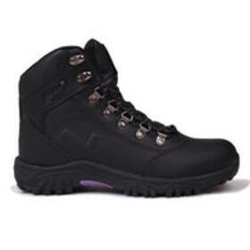GELERT Women's Leather Mid Hiking Boots