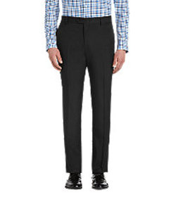 Traveler Performance Tailored Fit Flat Front Pants