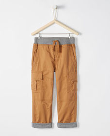 Double Knee Jersey Lined Cargos