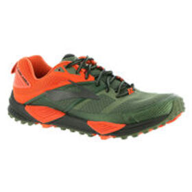 BROOKS Men's Cascadia 12 Trail Running Shoes, Anth