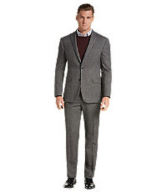 1905 Collection Slim Fit Donegal Suit CLEARANCE