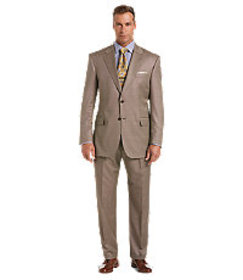 Signature Gold Collection Tailored Fit Suit - Big
