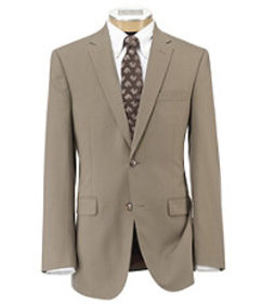 Joseph Collection Slim Fit Twill Solid Suit Separa