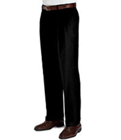 Traveler Traditional Fit Pleated Front Dress Pants