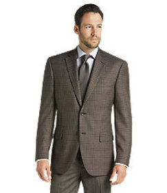 Reserve Collection Traditional Fit Windowpane Spor