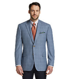 Signature Collection Traditional Fit Sharkskin Win