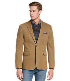 1905 Collection Tailored Fit Canvas Soft Jacket CL