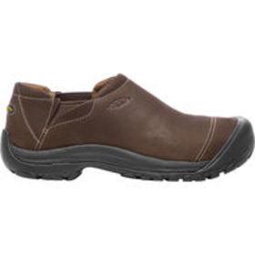 KEEN Men's Ashland Casual Shoes, Chocolate Brown
