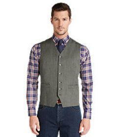 1905 Collection Tailored Fit Vest CLEARANCE