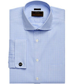 Reserve Collection Tailored Fit Cutaway Collar Che