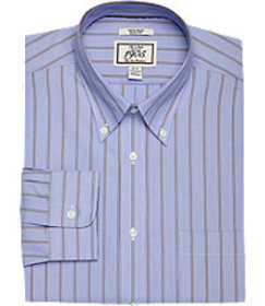 1905 Collection Slim Fit Button-Down Collar Wide S