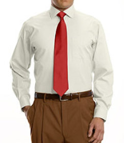 Traveler Collection Tailored Fit Spread Collar Dre