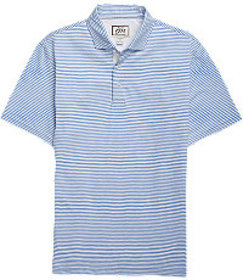 1905 Collection Tailored Fit Short-Sleeve Stripe I
