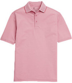 David Leadbetter Traditional Fit Polo Shirt CLEARA