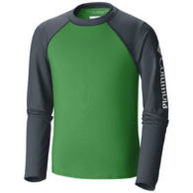 COLUMBIA Big Boys' Mini Breaker Long-Sleeve Sungua